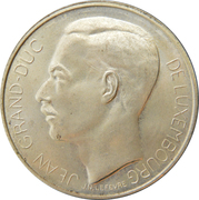 100 francs - Jean – avers