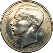 100 francs - Jean (Essai - Cupronickel) – avers