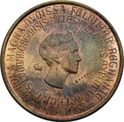 250 francs - Charlotte (Essai - Cuivre) – avers
