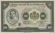 100 Francs 1934 – avers