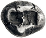 Stater - Kroisos (Dynasts of Lycia; Sardes) – revers