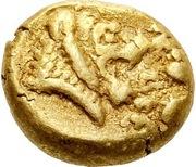 Hekte - Alyattes II (Kings of Lydia; Branch mint) – avers