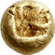 Hemihekte - Alyattes II (Kings of Lydia; Uncertain mint) – revers