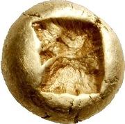 Hemihekte - Alyattes II (Kings of Lydia; Sardes) – revers