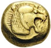 Trite - Alyattes II (Sardes) – avers