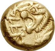 Hekte - Alyattes II (Kings of Lydia; Sardes) – avers