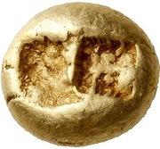 Hekte - Alyattes II (Kings of Lydia; Sardes) – revers