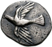 Stater (Lyttos) – avers