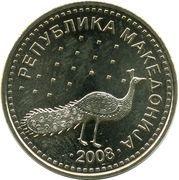 10 denara -  avers