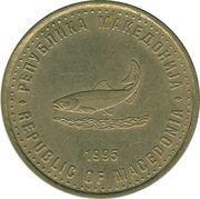 2 denari (FAO) – avers
