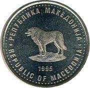 1 denar (FAO) – avers