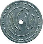 1 franc Cie NOSYBEENNE D'INDUSTRIES AGRICOLES – revers