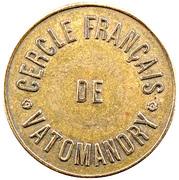 50 centimes Vatomandry – avers