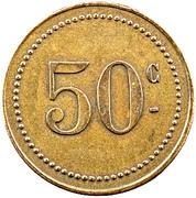 50 centimes Vatomandry – revers