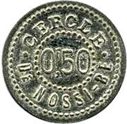 50 centimes Cercle de Nossi-Bé – avers