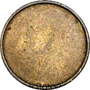 5 centimes Tananarive – revers
