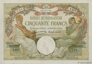50 Francs type 1926 – avers