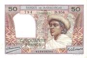 50 Francs Type 1950 – avers