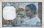100 Francs Type 1950 – avers