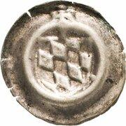 1 Pfennig - Johann von Pfalz-Simmern (Hohlpfennig) – avers