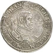 1 Thaler - Joachim Friedrich von Brandenburg – avers