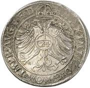 1 Thaler - Joachim Friedrich von Brandenburg – revers