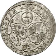 1/24 Thaler - Joachim Friedrich von Brandenburg – revers
