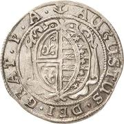 1/24 Thaler - August von Sachsen-Weissenfels – avers