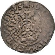 12 Kreuzer - Christian Wilhelm von Brandenburg (Kipper) – revers