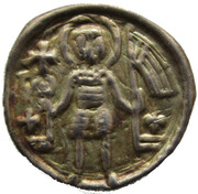 1 brakteat Burkhardt de Woldenberg (1232-1235) – avers