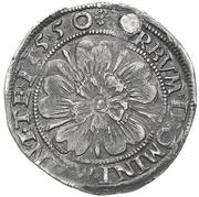 ½ Gulden (Siege issue) – revers
