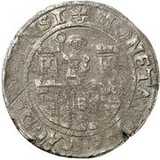 1 Gulden (Siege issue) – avers