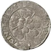 1 Gulden (Siege issue) – revers