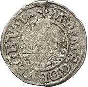 4 Pfennig (Kleiner Groschen; Siege issue) – avers