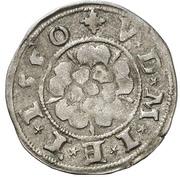 4 Pfennig (Kleiner Groschen; Siege issue) – revers