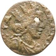 Bronze Æ16 (Magnesia) – avers