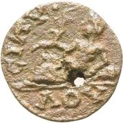 Bronze Æ16 (Magnesia) – revers