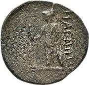 Bronze AE24(Magnesia ad Sipylum) – revers