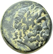 Bronze Æ21 (Blaundos) – avers
