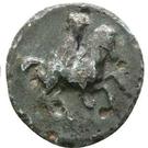 Bronze Æ14 (Magnesia ad Meandrum) – avers
