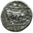 Bronze Æ14 (Magnesia ad Meandrum) – revers