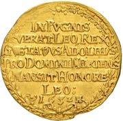 1 Ducat - Gustav Adolph II. – revers