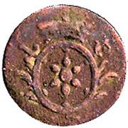 1 pfennig Emmeric Josef – avers