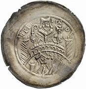 1 Brakteat - Heinrich I. von Harburg – avers