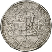 1 Thaler - Daniel Brendel von Homburg (Münzvereinstaler) – revers