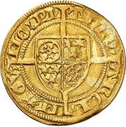 1 Goldgulden - Dietrich I., Schenk zu Erbach – avers