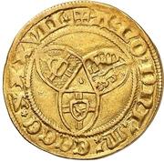 1 Goldgulden - Dietrich I., Schenk zu Erbach – revers