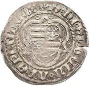 1 Groschen - Dietrich II. von Isenburg – avers