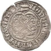 1 Groschen - Dietrich II. von Isenburg – revers