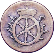 4 Pfennig - Emeric Joseph – avers